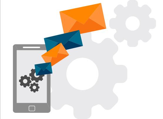 Enviar SMS automáticos
