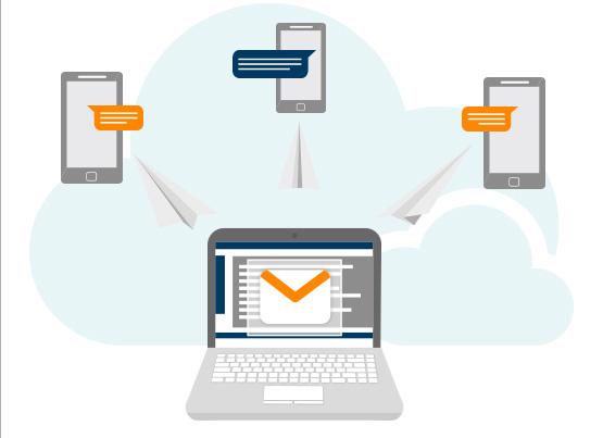 Envía campañas SMS fácilmente con Mailpro