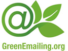 green emailing