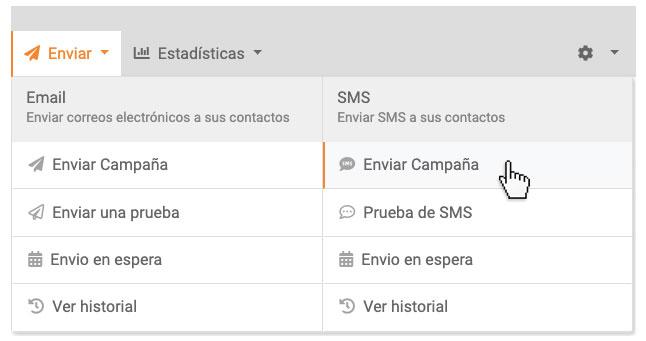 Cómo Enviar un Mensaje SMS